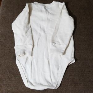 jumping beans One Pieces - Jumping beans thermal long sleeve bodysuit sz 18m